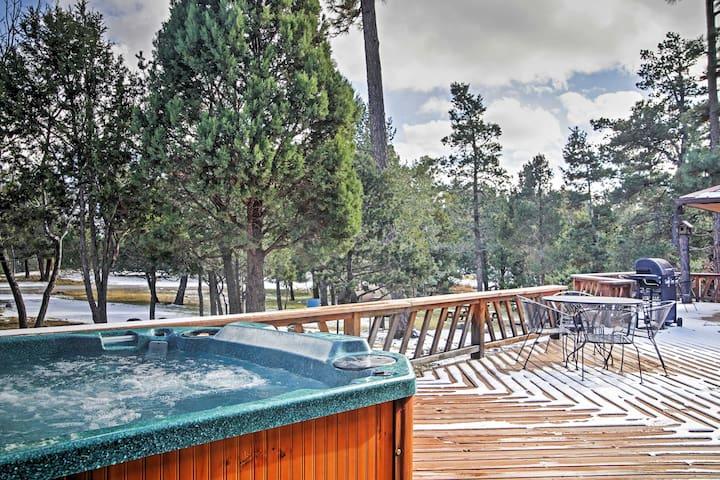 'Deer Country Cabin' 3BR Alto Cabin - Alto - Srub