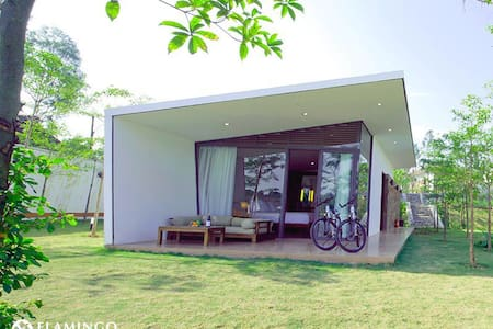 Beautiful 1br Forest Villa Flamingo - Phúc Yên