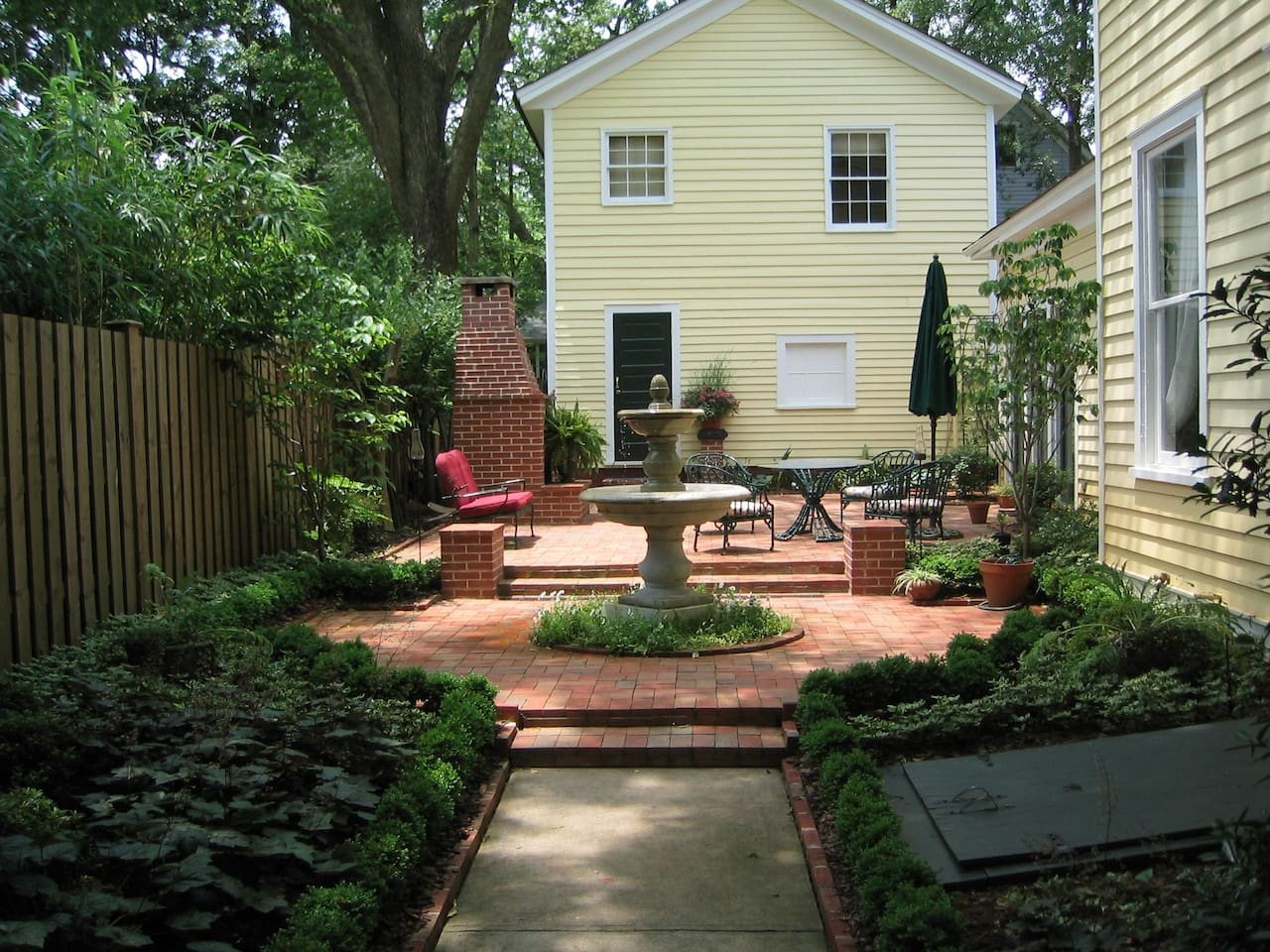 The Little Nest in Downtown Raleigh