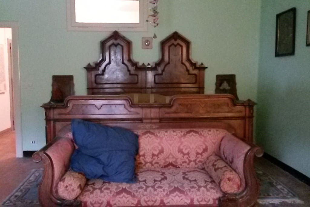 Letto/Bed