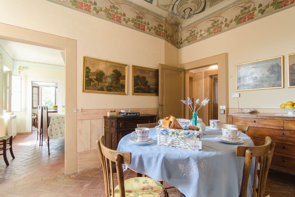 Casa elia liberty colline marche umbria case in affitto - Sogno casa fabriano ...