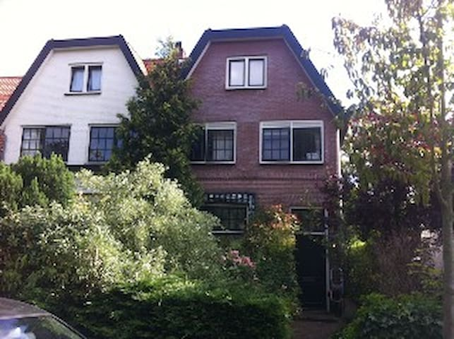Romantic cottage in rural Amsterdam - Bloemendaal - Rumah