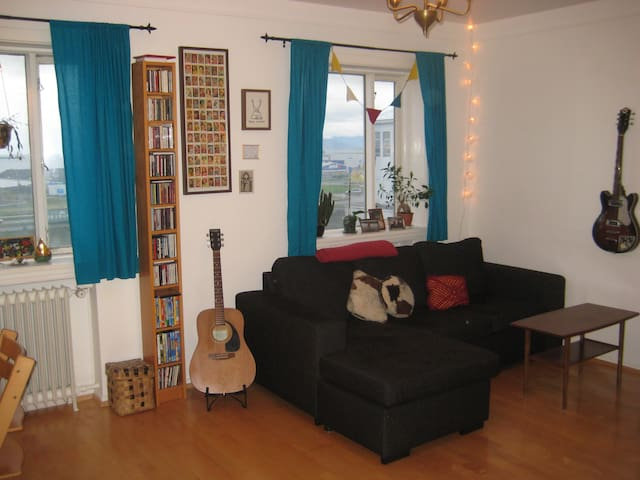 Cozy Apartment City Center Old Town - Reykjavik - Appartement