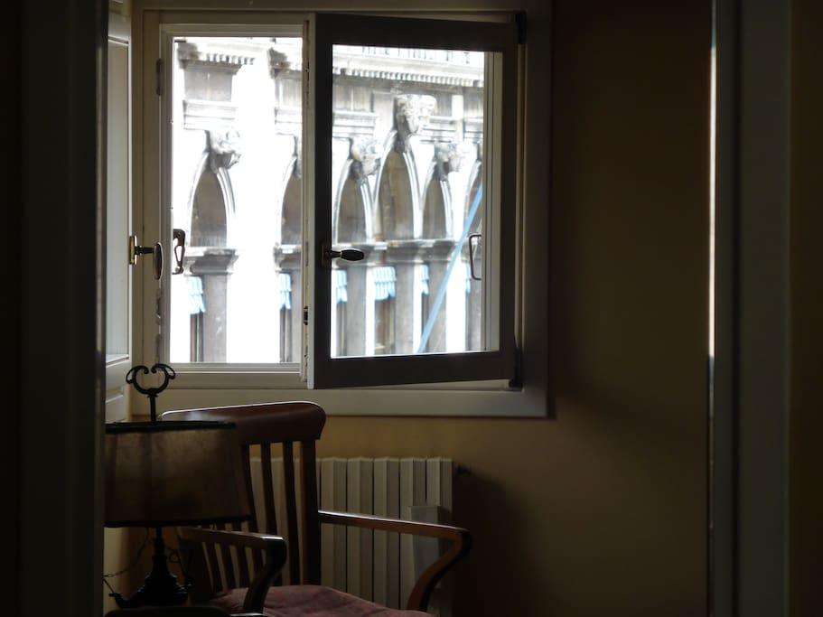 vista Palazzo Labia