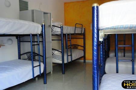 Dormitorio Mujeres