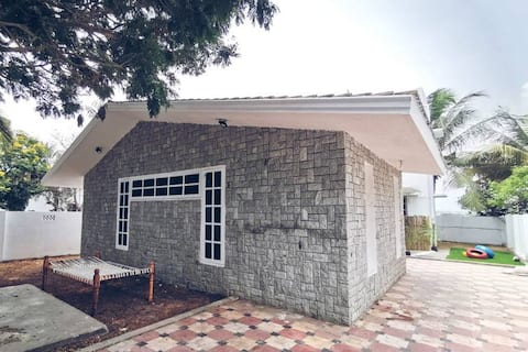 A 2BHK farmhouse in ECR