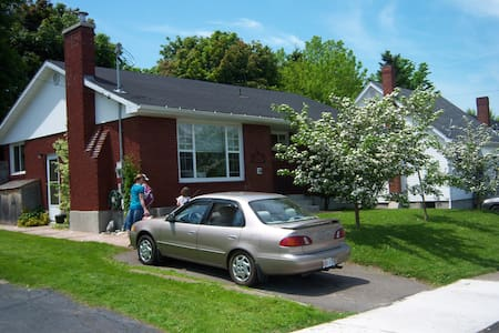 Downtown & 30 min to PLAGES BEACH! - Moncton - Haus