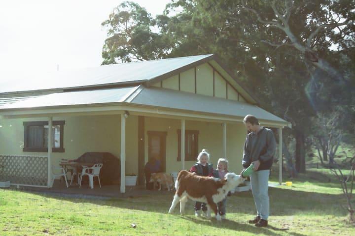 Experience rural Australia - Yankalilla
