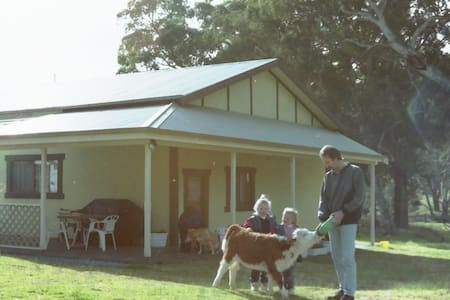 Experience rural Australia - Cottage