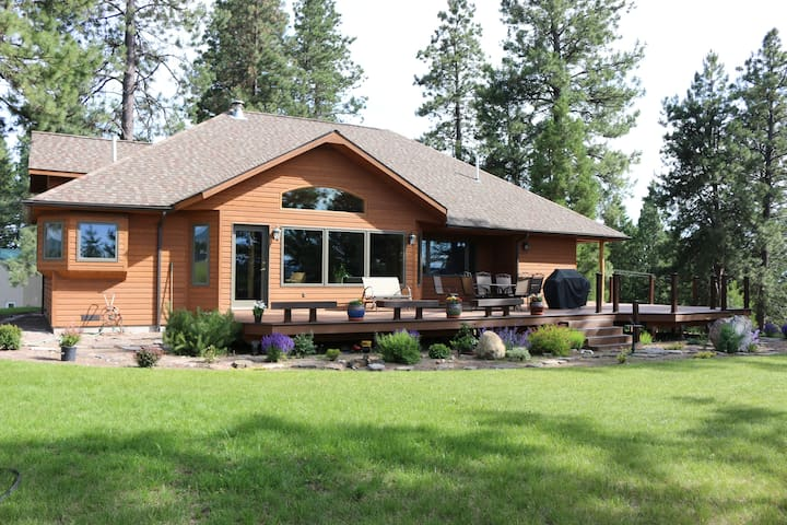 Glacier Park & Whitefish MTN Resort - Columbia Falls - Huis