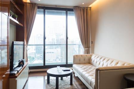 luxury condo @ Sukhumvit near BTS - Condominium