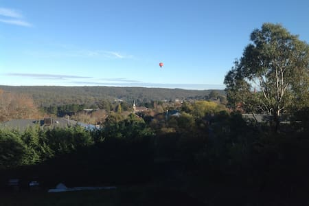 Stunning views over Daylesford! - House