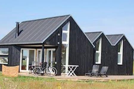 Fa. Kristiansen summerhouse - Brovst - Blockhütte