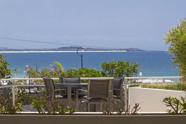 Amazing Beachfront Penthouse