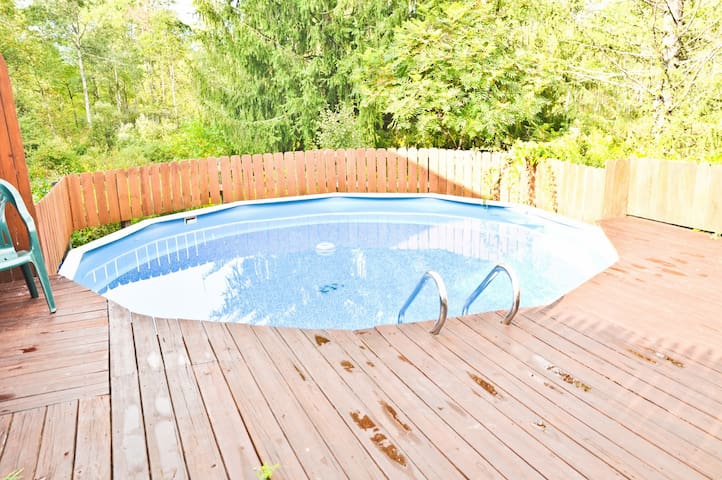 2 Bedroom Poolhouse Sleeps 5 - Milford - Dom