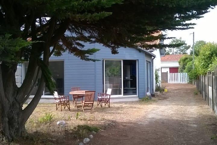 Maison sur la côte de Jade/Préfailles