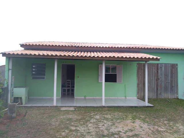 Casa em Campo Bom/Jaguaruna, praia e tranquilidade