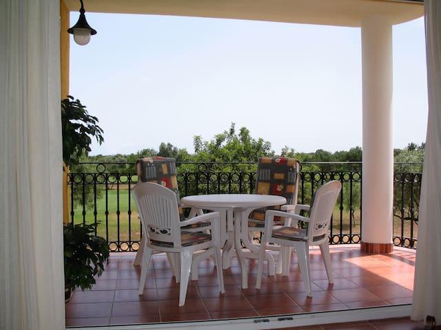 FRONT LINE GOLF LUXURY APARTMENT - San Jorge - Apartment