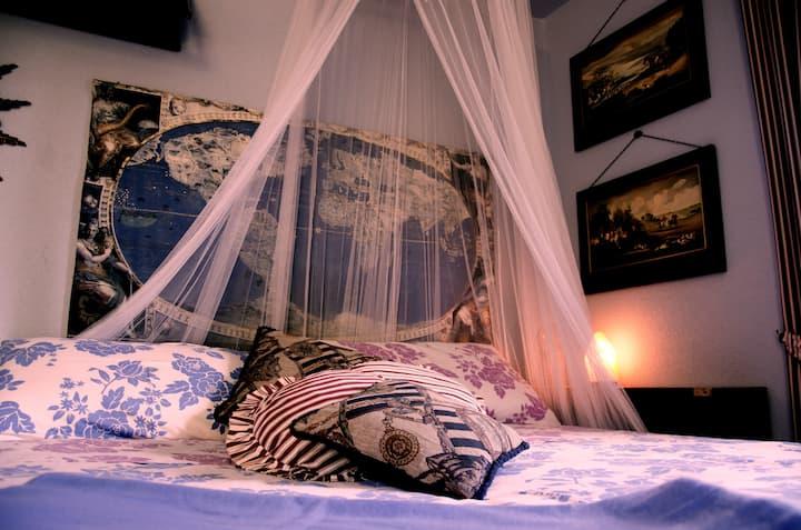 """Room """"Vecchia Marina"""" w/ Breakfast"""