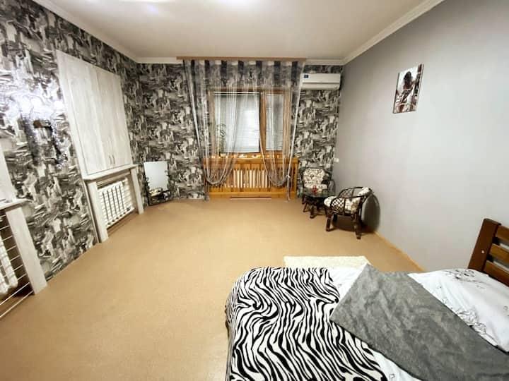 Black&White Cozy House