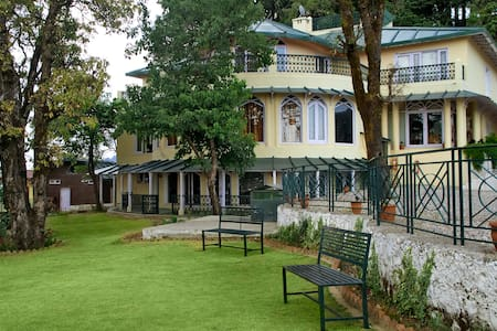 Tullahmore Estate, A Colonial Bungalow - Mussourie