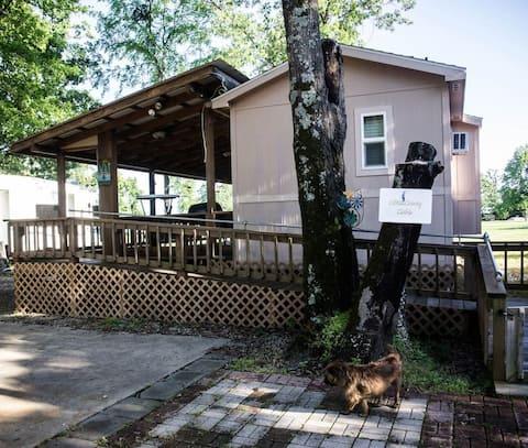 Little Caney Cabin on Lake Fork
