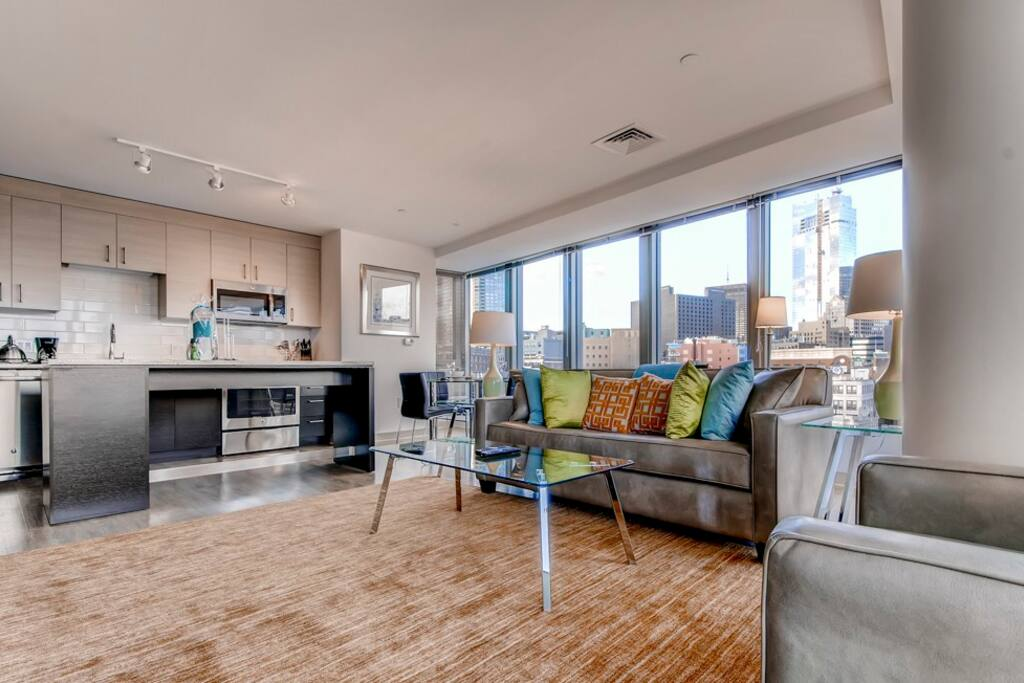 Upscale Boston 2 Bedroom Apartment Yoga Studio Apartments For Rent In Boston Massachusetts
