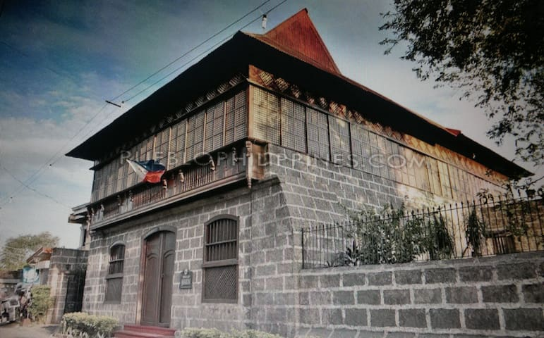 Ancestral House/B & B - Taal - Penzion (B&B)