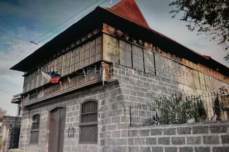 Ancestral House/B & B - Taal