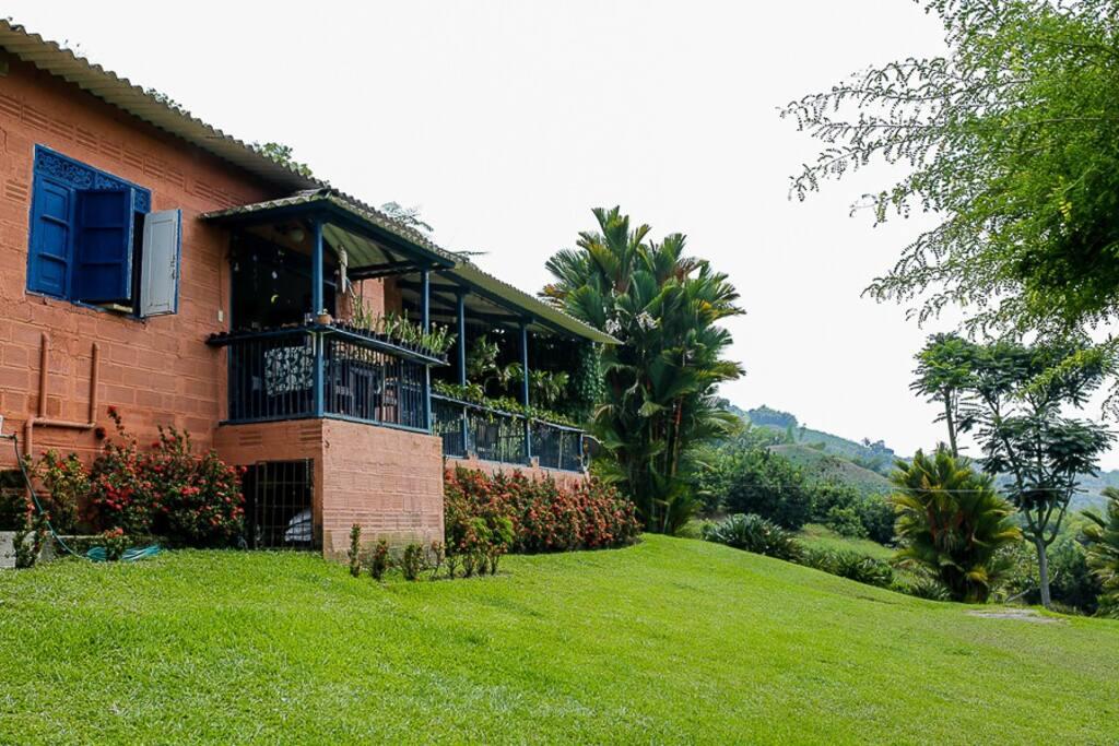 Finca Romelia Orchids & Birds Rural accommodation