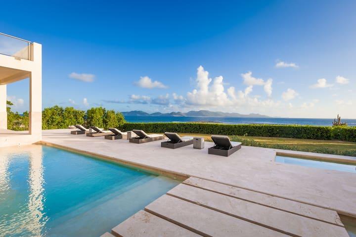 Beaches Edge Anguilla Villa - East - Anguilla - Casa de campo