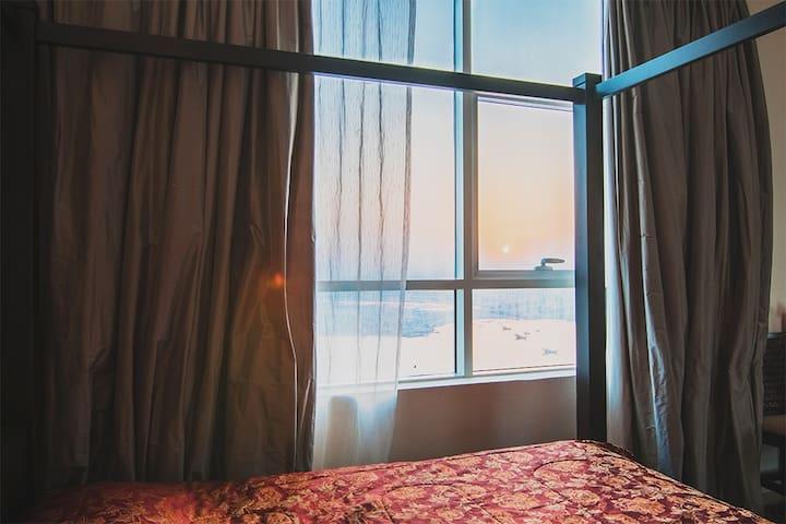 Picturesque Bedroom