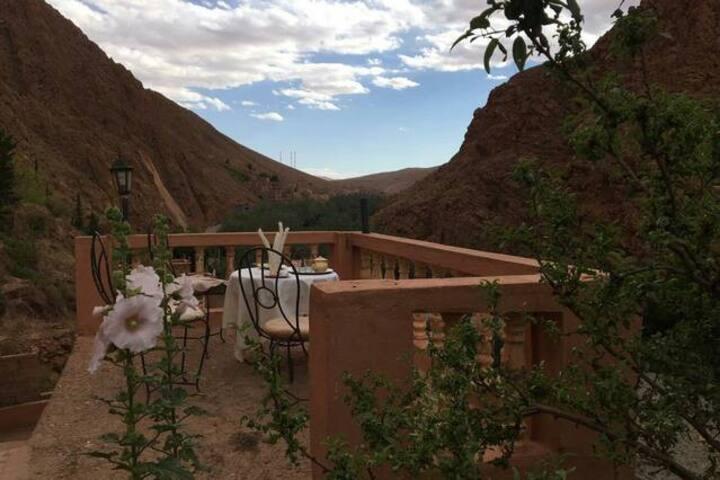 Hôtel restaurant panoramique  du la vallée
