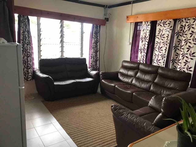 Flat 3, Grey Apartment, Nacula, Labasa.