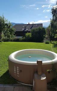 Sehr ruhige Wohnung mit grossen Garten - Dietenheim, Trentino-Alto Adige, IT