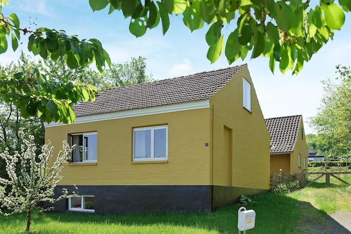Elegant Holiday Home in Allinge Bornholm with Terrace