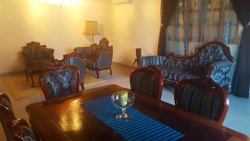 KARMEL VIEW Villa entière  de 02 chambres confort+