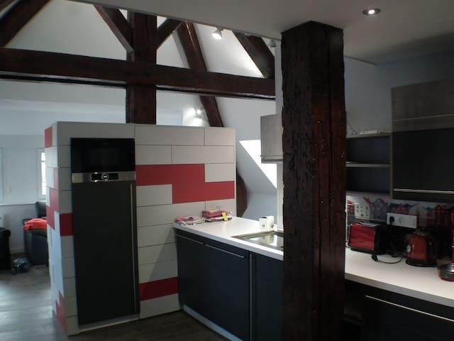 SUPERBE APPARTEMENT NEUF AVEC VUE MAGNIFIQUE - La Bourboule - Wohnung
