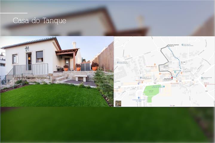 Casa do Tanque T2 -Vila de Arouca