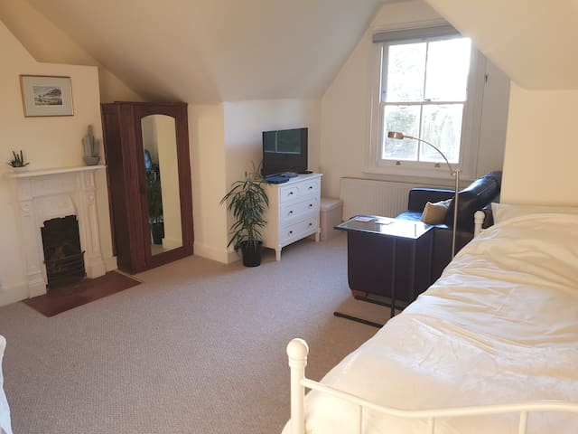 Large luxury room in North London