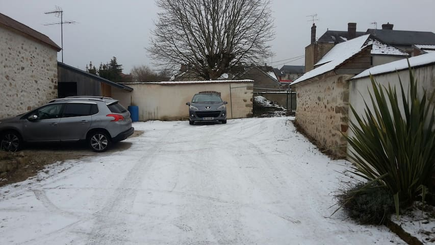Appartement de 40 m2 tout confort - Courtenay - Appartement