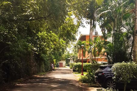 Ancon Hill, for the nature lovers inside the city - Panamá - Guesthouse