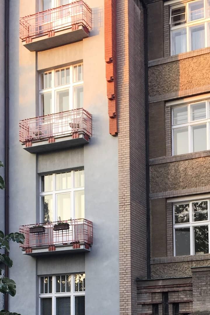Prague Early Moderne