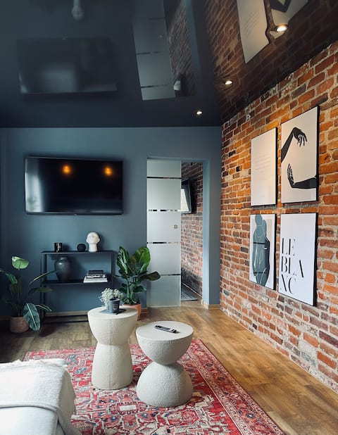 Design-Apartment an der Nordsee - Wilhelmshaven