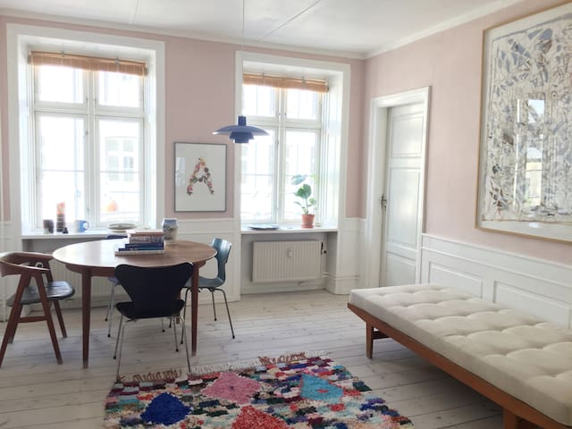 Charming apartment in the heart of Copenhagen