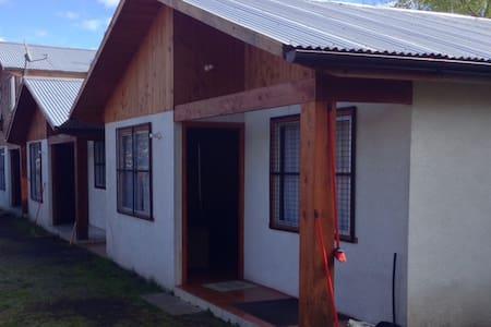 Cabañas El Rey - Villarica - Blockhütte