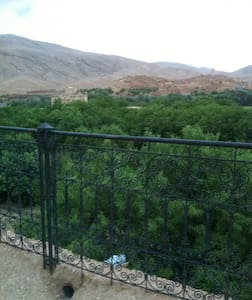 Gite Assounfou Dwar Rabat ait hamed