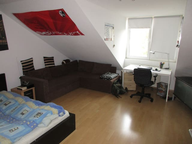 private room in shared flat in the heart of aachen flats for rent in aachen nordrhein. Black Bedroom Furniture Sets. Home Design Ideas