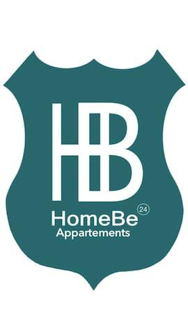 Übernachten war gestern HomeBe24 ist heute! App. 1