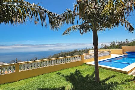 Villa Gaula with private pool - Funchal - Casa de campo